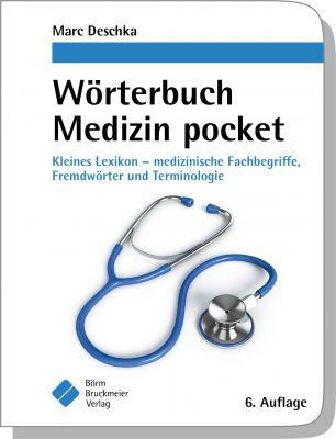 Wörterbuch Medizin pocket