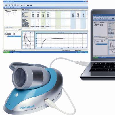 Vitalograph Spirometer - Pneumotrac-USB