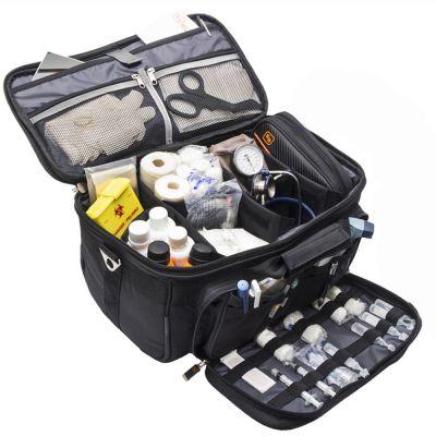 EliteBags GPS Softbag, schwarz - Arzttasche