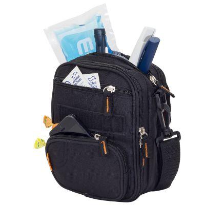 EliteBags FITS Diabetiker-Tasche