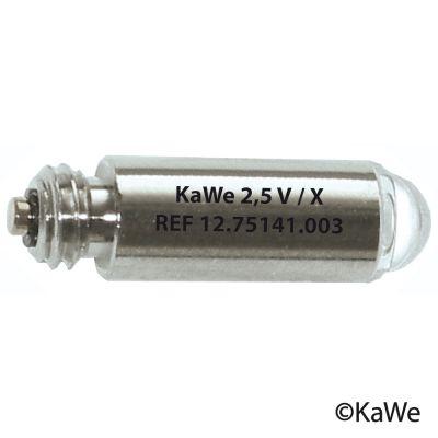 KaWe Ersatzbirne Xenon 2,5 V