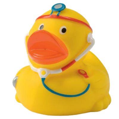 Quietsche-Ente Doktor Quack