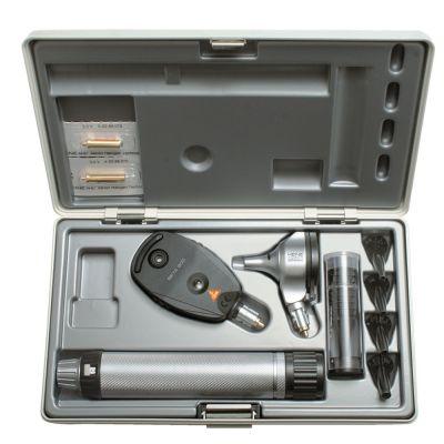 HEINE BETA® F.O.Diagnostik-Set Allround mit USB-Ladegriff 3,5V