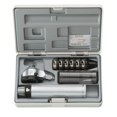 HEINE BETA® 100 Otoskop-Set Advanced mit Batteriegriff 2,5V