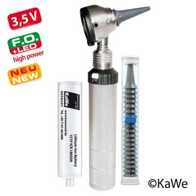 KaWe Otoskop - Eurolight® F.O.30 LED | 3,5 V Highpower