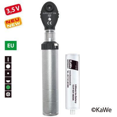 KaWe Ophthalmoskop - Eurolight® E36 | 3,5 V