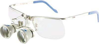 KaWe® Binokularlupe mit Schutzbrille