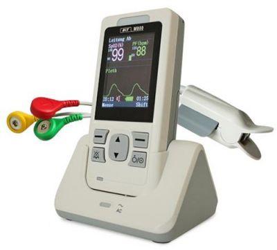 BIOLIGHT M800 EKG + Pulsoximeter Set
