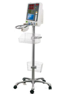 EDAN M3A Vital Signs Patientenmonitor mit Rollständer
