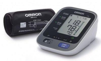 OMRON M500IT Oberarm-Blutdruckmessgerät mit USB