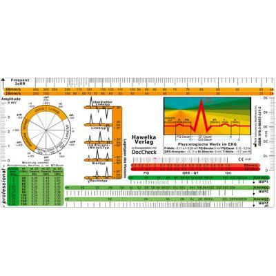 Hawelka EKG-Lineal Professional II