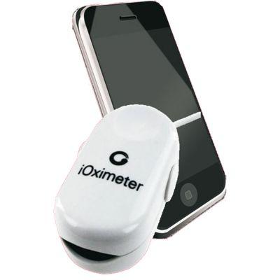 iOximeter Finger-Pulsoximeter für Smartphones