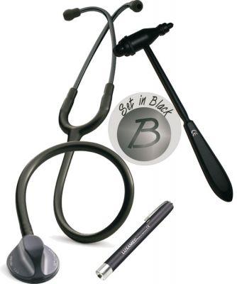 Set in Black - 3M™ Littmann® Master Set in Black