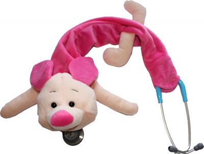 Stethoskop Cover - Schweinchen