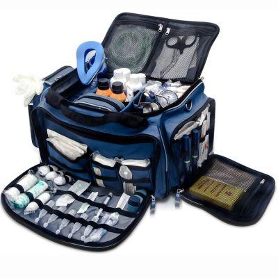 EliteBags MEDICS Softbag - Arzttasche - blau