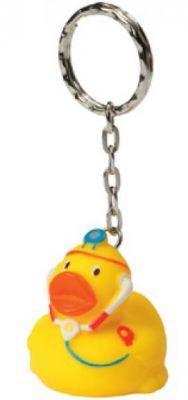 Schlüsselanhänger Dr. Quack