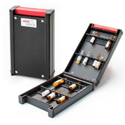 Medi-Box III - Ampullenbox