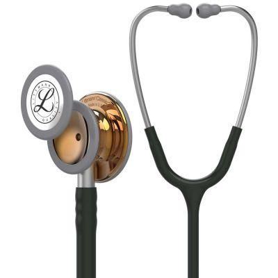 3M™ Littmann® Classic III - Limited Edition High Polish Copper Finish / Schwarzer Schlauch