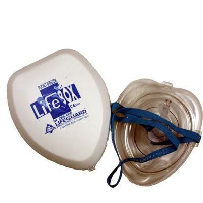 Pocket Breezer ECO - Taschenmaske mit Rückschlagventil