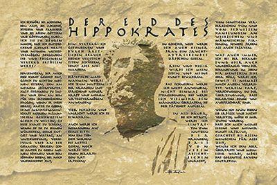 Der Eid des Hippokrates