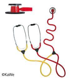 KaWe Lehrstethoskop Duo