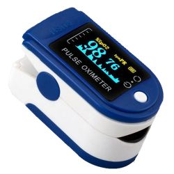 Finger-Pulsoximeter SuperMed - OLED