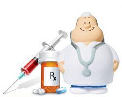 Anti-Stress-Figur Dr. Bert®