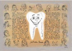 Wilhelm Busch Das Zahnweh