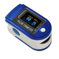 Finger-Pulsoximerter SuperMed-iX USB