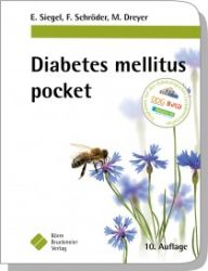 Diabetes mellitus pocket - 10. Auflage