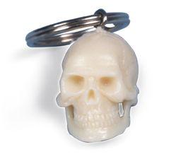 Schlüsselanhänger Schädel