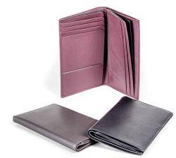 DÜRASOL Rezept-Brieftasche - Kalbleder