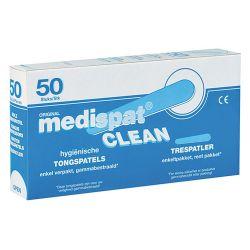 Holzmundspatel - Medispat® clean - einzeln