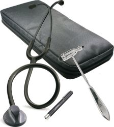 PJ/U-Kurs-Set 3M™ Littmann® Master Classic II-Black Finish