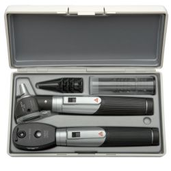HEINE mini 3000-F.O. HNO Diagnostik Set - Professional