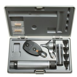 HEINE BETA® 200 F.O.Diagnostik-Set Allround mit USB-Ladegriff 3,5V