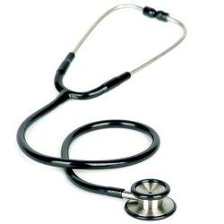 Edelstahl Doppelkopf-Stethoskop CLASSIC 1