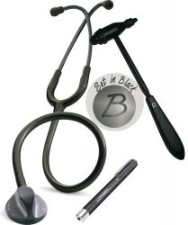 Set in Black - 3M™ Littmann® Master Set in Black