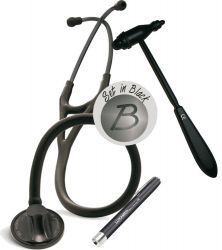 Set in Black-3M™ Littmann® Master Cardiology Black Finish