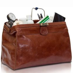 EliteBags CLASSYS Arzttasche - Leder