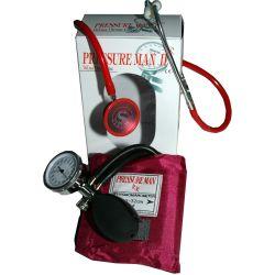 PressureMan Chromeline Blutdruck-Set