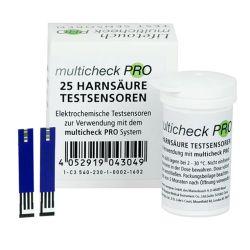 Harnsäure-Sensoren für Lifetouch Multicheck PRO