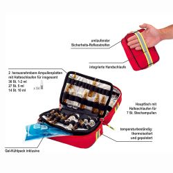 EliteBags AMPOULES Medium-Thermo-Ampullarium