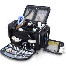 EliteBags MEDICS Softbag - Arzttasche - schwarz