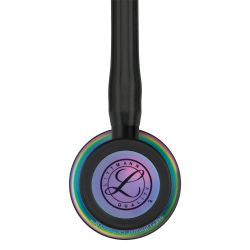 3M™ Littmann® Cardiology IV - Black Finish / Rainbow