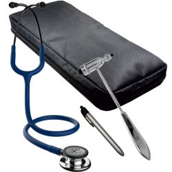 PJ/U-Kurs-Set 3M™ Littmann® Classic III Mirror Finish+Tasche