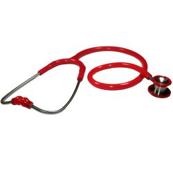 Edelstahl Doppelkopf-Stethoskop KINDER