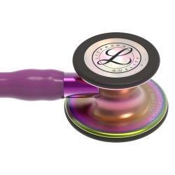 3M™ Littmann® Cardiology IV - Rainbow Edition / Plum / Violet Stem
