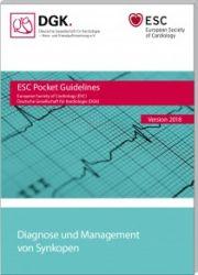 ESC Pocket Guidelines - Diagnose und Management von Synkopen