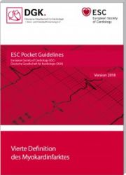 ESC Pocket Guidelines - Vierte Definition des Myokardinfarktes